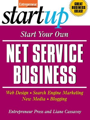 cover image of Start Your Own Net Service Business