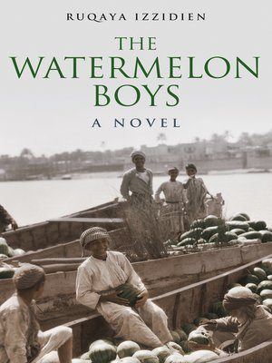 cover image of The Watermelon Boys