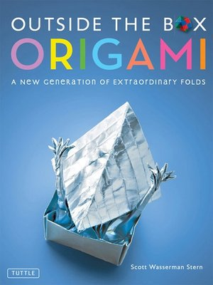 cover image of Outside the Box Origami