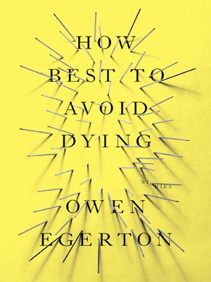 cover image of How Best to Avoid Dying