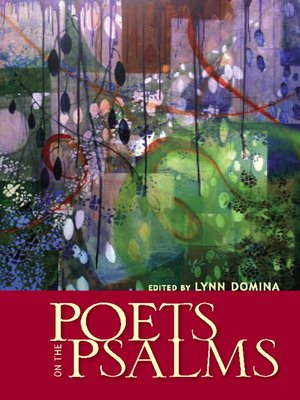 cover image of Poets on the Psalms