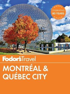 cover image of Fodor's Montreal & Quebec City