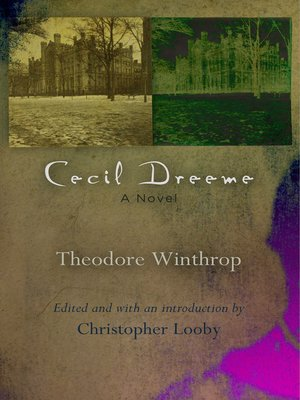 cover image of Cecil Dreeme