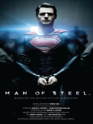 cover image of Man of Steel