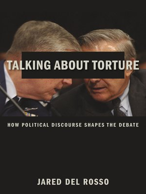 cover image of Talking About Torture