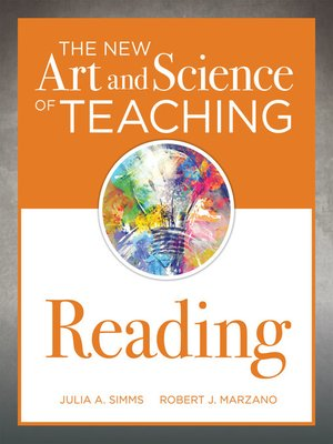 cover image of The New Art and Science of Teaching Reading