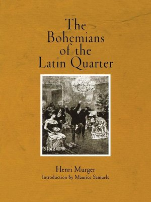 cover image of The Bohemians of the Latin Quarter