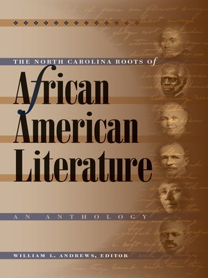 cover image of The North Carolina Roots of African American Literature