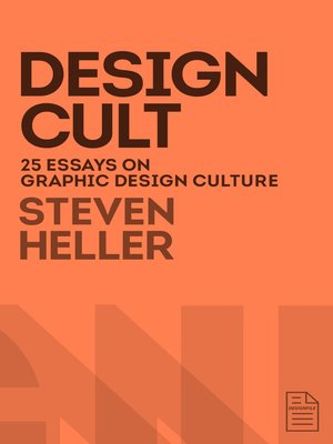 cover image of Design Cult