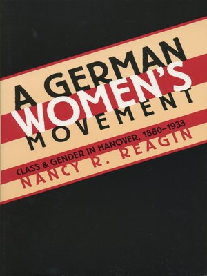 cover image of A German Women's Movement