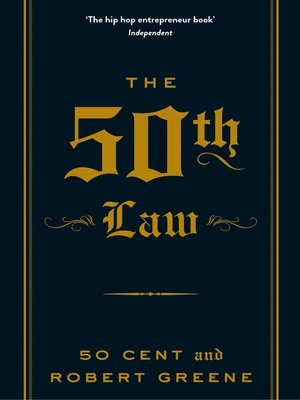 cover image of The 50th Law