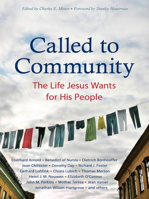 cover image of Called to Community