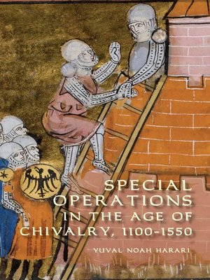 cover image of Special Operations in the Age of Chivalry, 1100-1550