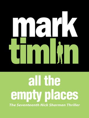 cover image of All the Empty Places