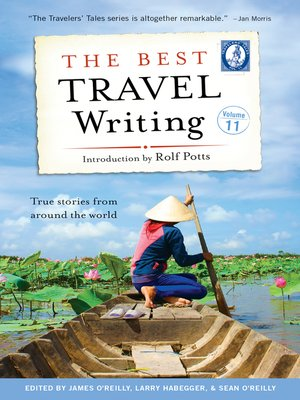 cover image of The Best Travel Writing, Volume 11