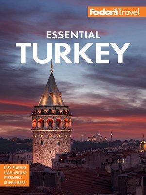 cover image of Fodor's Essential Turkey