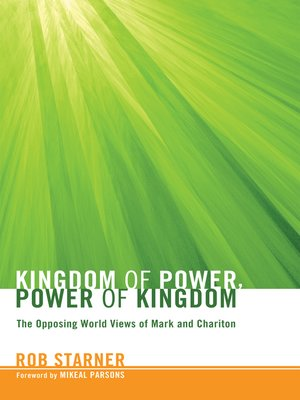 cover image of Kingdom of Power, Power of Kingdom
