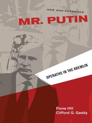 cover image of Mr. Putin