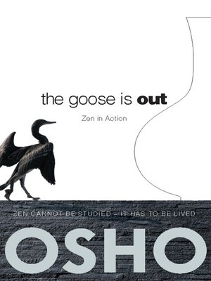 cover image of The Goose Is Out