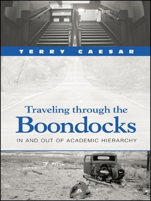 cover image of Traveling through the Boondocks