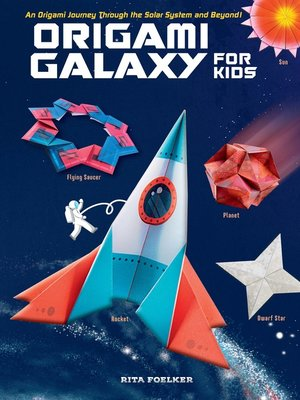 cover image of Origami Galaxy for Kids Ebook