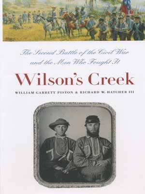 cover image of Wilson's Creek