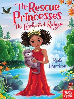 cover image of The Enchanted Ruby