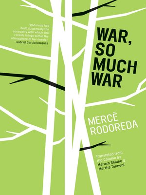 cover image of War, So Much War