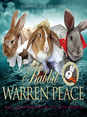 cover image of Rabbit Warren Peace