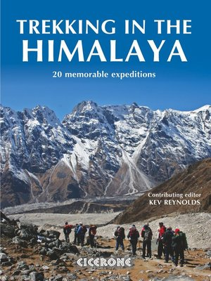 cover image of Trekking in the Himalaya