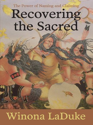 cover image of Recovering the Sacred
