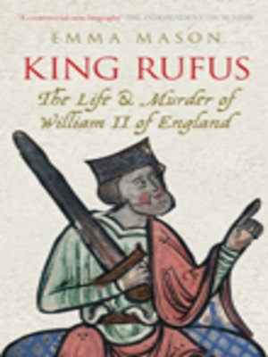 cover image of King Rufus