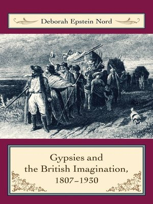 cover image of Gypsies and the British Imagination, 1807-1930