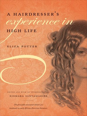 cover image of A Hairdresser's Experience in High Life
