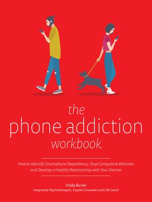 cover image of The Phone Addiction Workbook