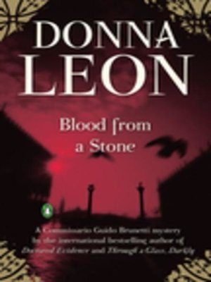 cover image of Blood from a Stone