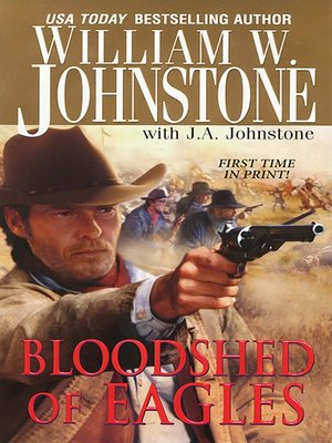 cover image of Bloodshed of Eagles
