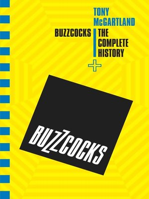 cover image of Buzzcocks--The Complete History