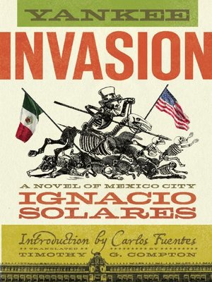 cover image of Yankee Invasion