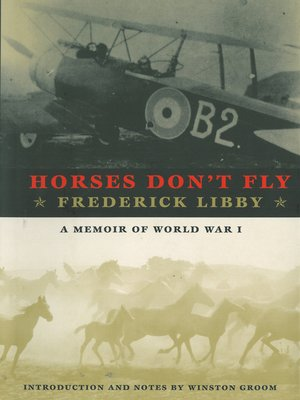 cover image of Horses Don't Fly