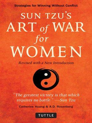 cover image of Sun Tzu's Art of War for Women