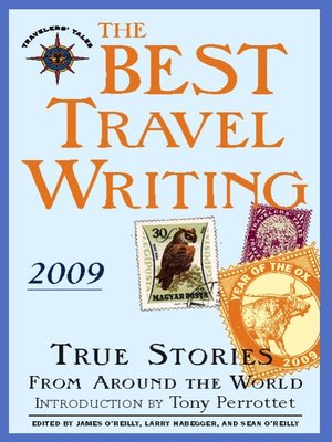 cover image of The Best Travel Writing 2009