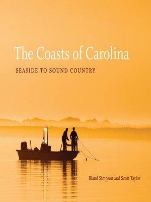 cover image of The Coasts of Carolina