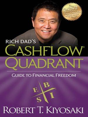 cover image of Rich Dad's CASHFLOW Quadrant