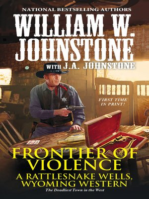 cover image of Frontier of Violence