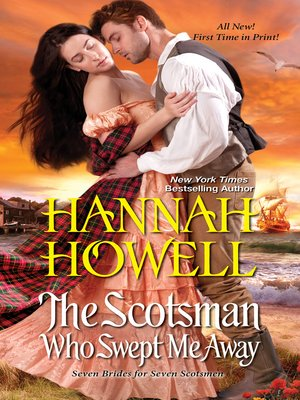 cover image of The Scotsman Who Swept Me Away
