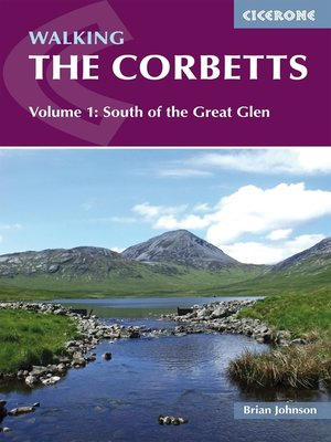 cover image of Walking the Corbetts Vol 1 South of the Great Glen