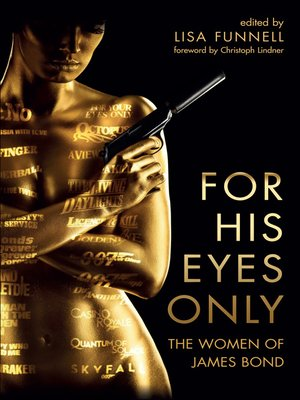 cover image of For His Eyes Only