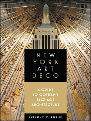 cover image of New York Art Deco