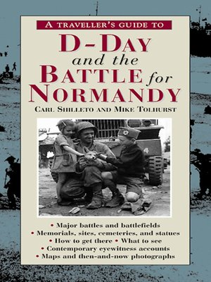 cover image of A Traveller?s Guide to D-Day and the Battle for Normandy